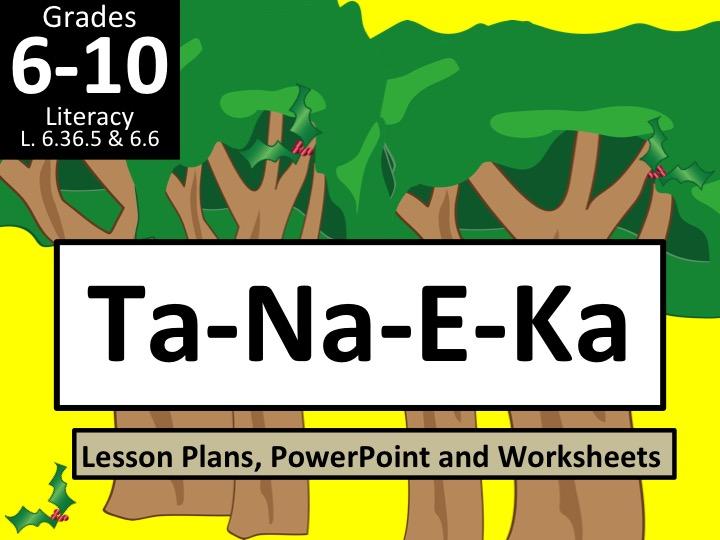 Tanaeka  the short story Ta-Na-E-Ka by Mary Whitebird