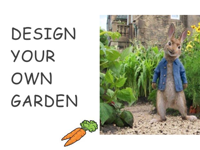 Wellbeing Art Garden design