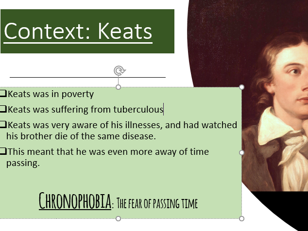 To Autumn: Keats Analysis and Guided questions