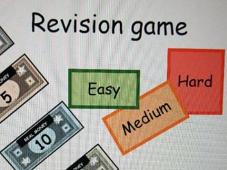 Nervous System Revision Game