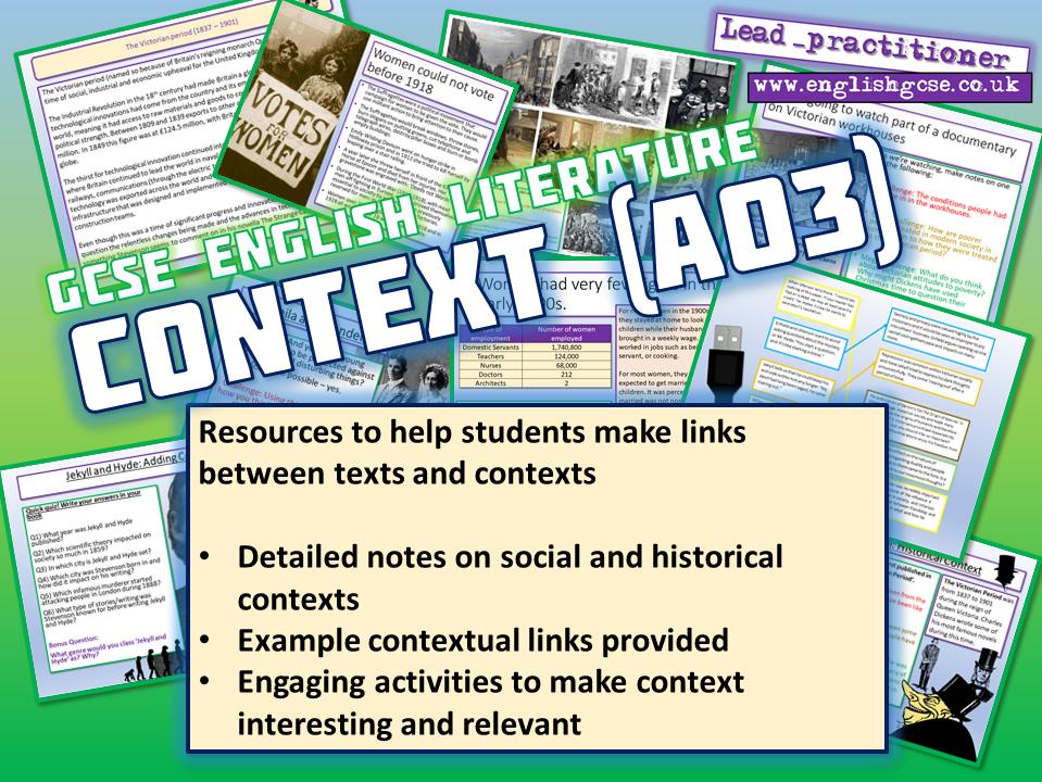 English Context AO3