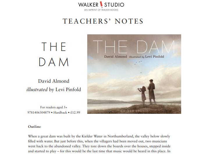 The Dam Teachers' Notes