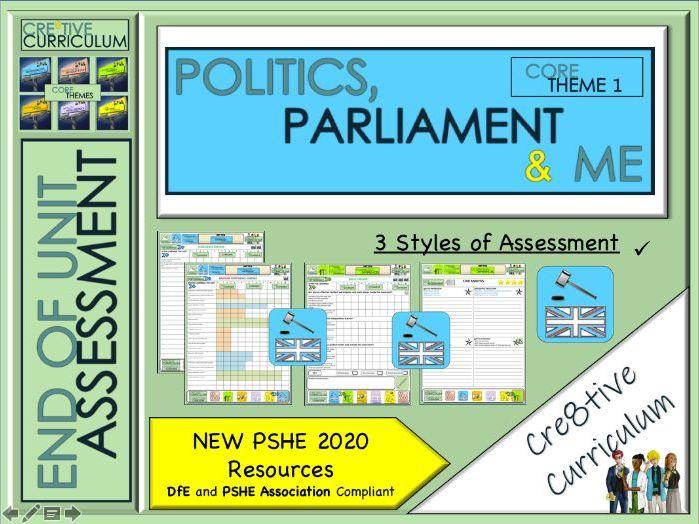 PP Politics Assessment Citizenship