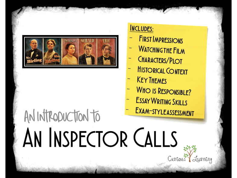An Introduction to An Inspector Calls
