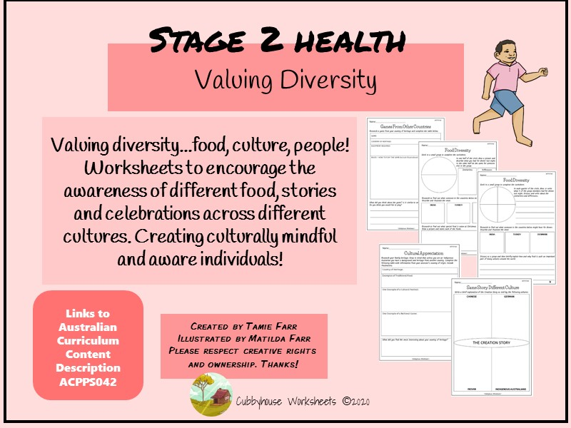 Stage 2 Health Valuing Diversity