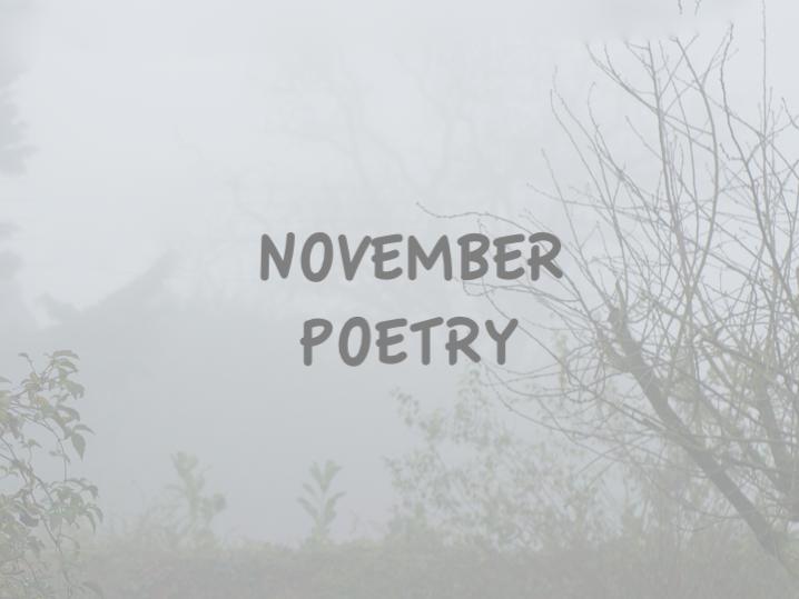 Seasonal poetry: November (by Thomas Hood).  Reading and Writing