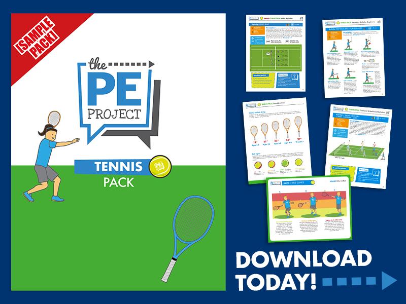FREE: Tennis Pack Sample