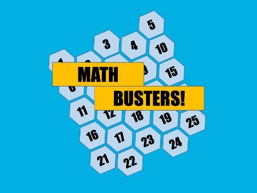 MathBusters (BlockBusters) - 2021 version (Fractions, Decimals and Percentages)