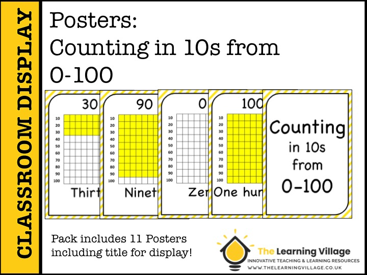 Posters 0-100 with 100 frames!