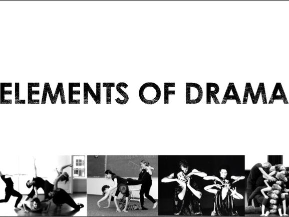 Introduction to the Elements of Drama