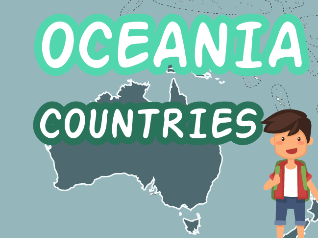 Excellent map skills: How well do you know Oceania?