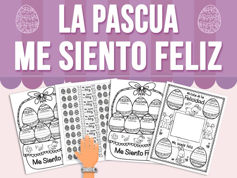 La Pascua - Me Siento Feliz - SPANISH VERSION