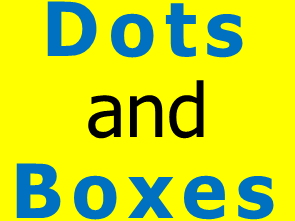 Algebraic Substitution - Dots and Boxes Game