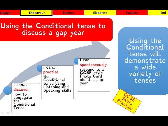 Viva GCSE - Module 7 - Un ano sabatico - Lesson 1