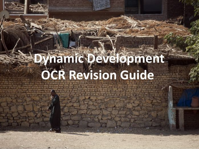 Dynamic Development - Revision Guide OCR