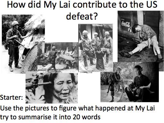 Vietnam - Lesson 3 The My Lai Massacre