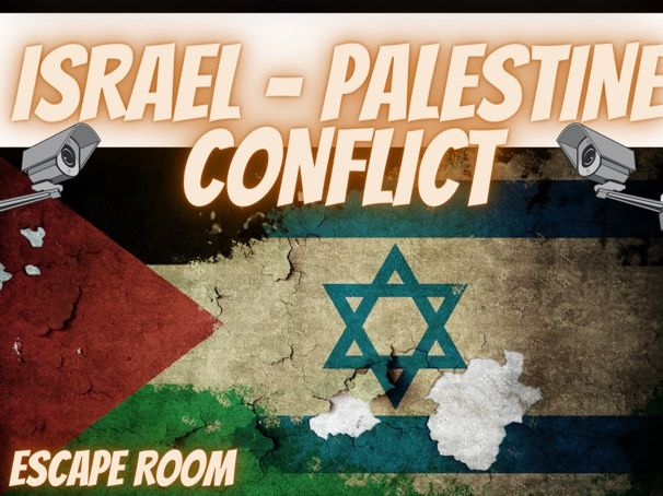 Israel and Palestine Escape Room