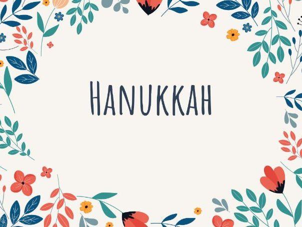 Hanukkah PowerPoint KS3 Year 7 Religion
