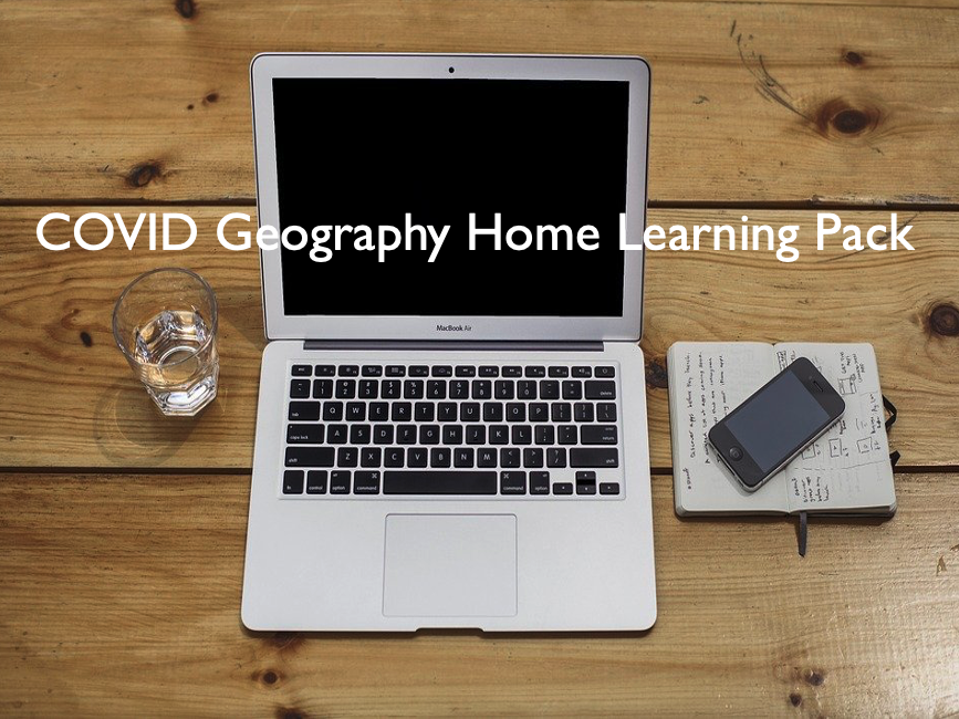 COVID Geography Home Learning pack