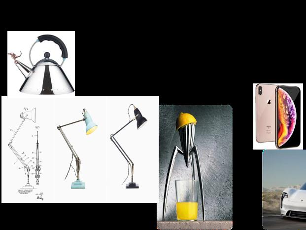 Influential Design & Designers-D&T  Product Design