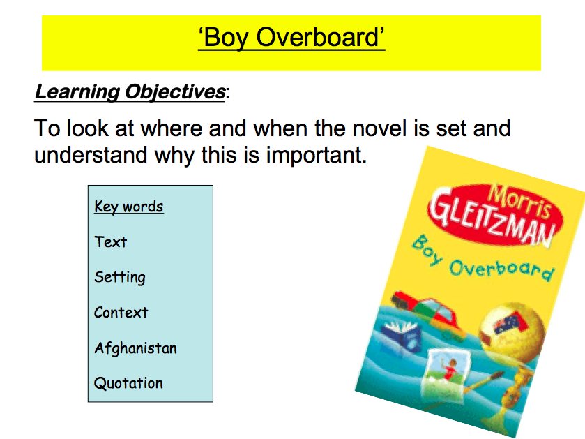 boy overboard character analysis by beiikasensei teaching  boy overboard character analysis by beiikasensei teaching resources tes