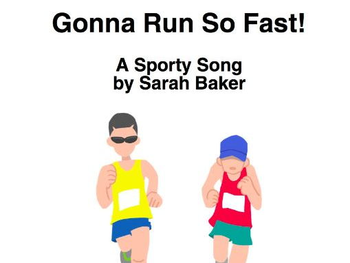 Gonna Run So Fast (Song)