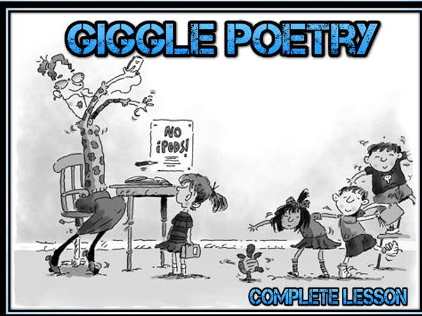 Funny Giggle Poetry Complete Lesson