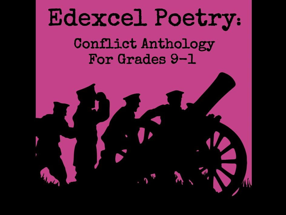 SAMPLE TRACK: Edexcel GCSE Poetry: Conflict Anthology for Grades 9-1