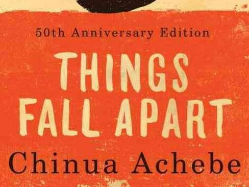 The Book Things Fall Apart By Chinua Achebe