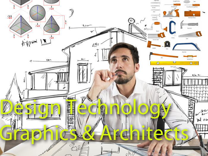 5 Design Technology lessons on Graphics, plus end of topic test and collaborative assessment sheet.