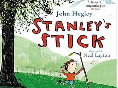 Literacy writing: Stanley's Stick