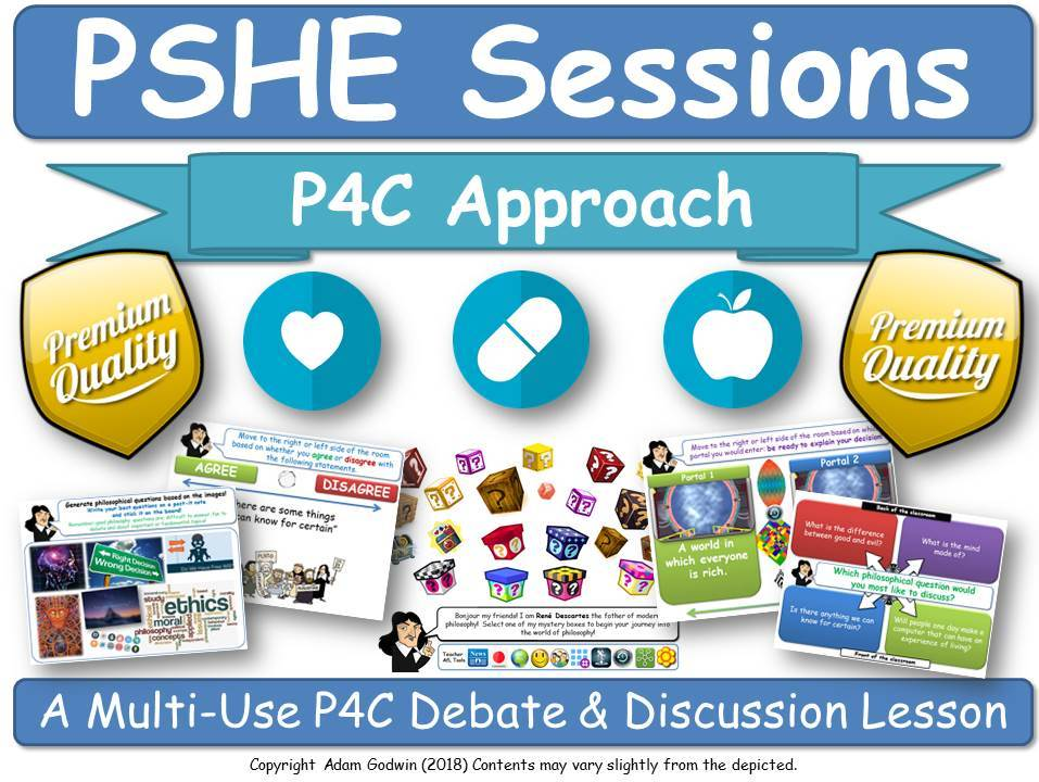 KS1 & KS2 PSHE Master Pack [Make your own PHILOSOPHY BOXES sessions!]