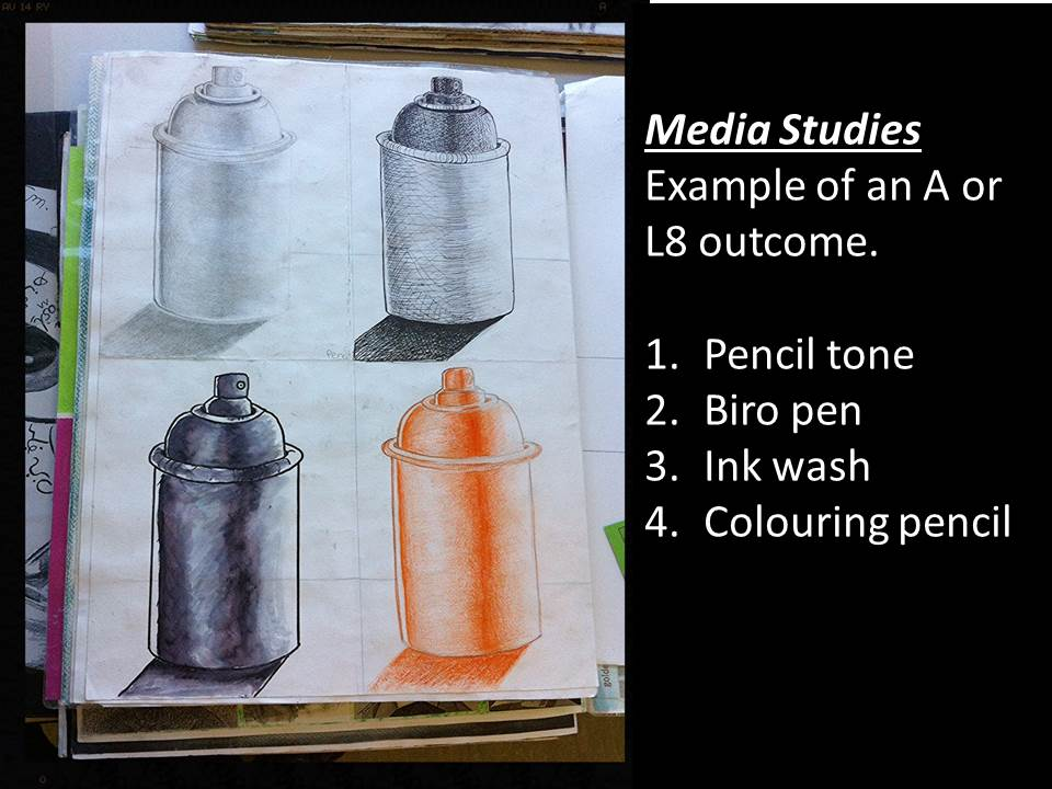 Art Object Media Studies Drawing Skills