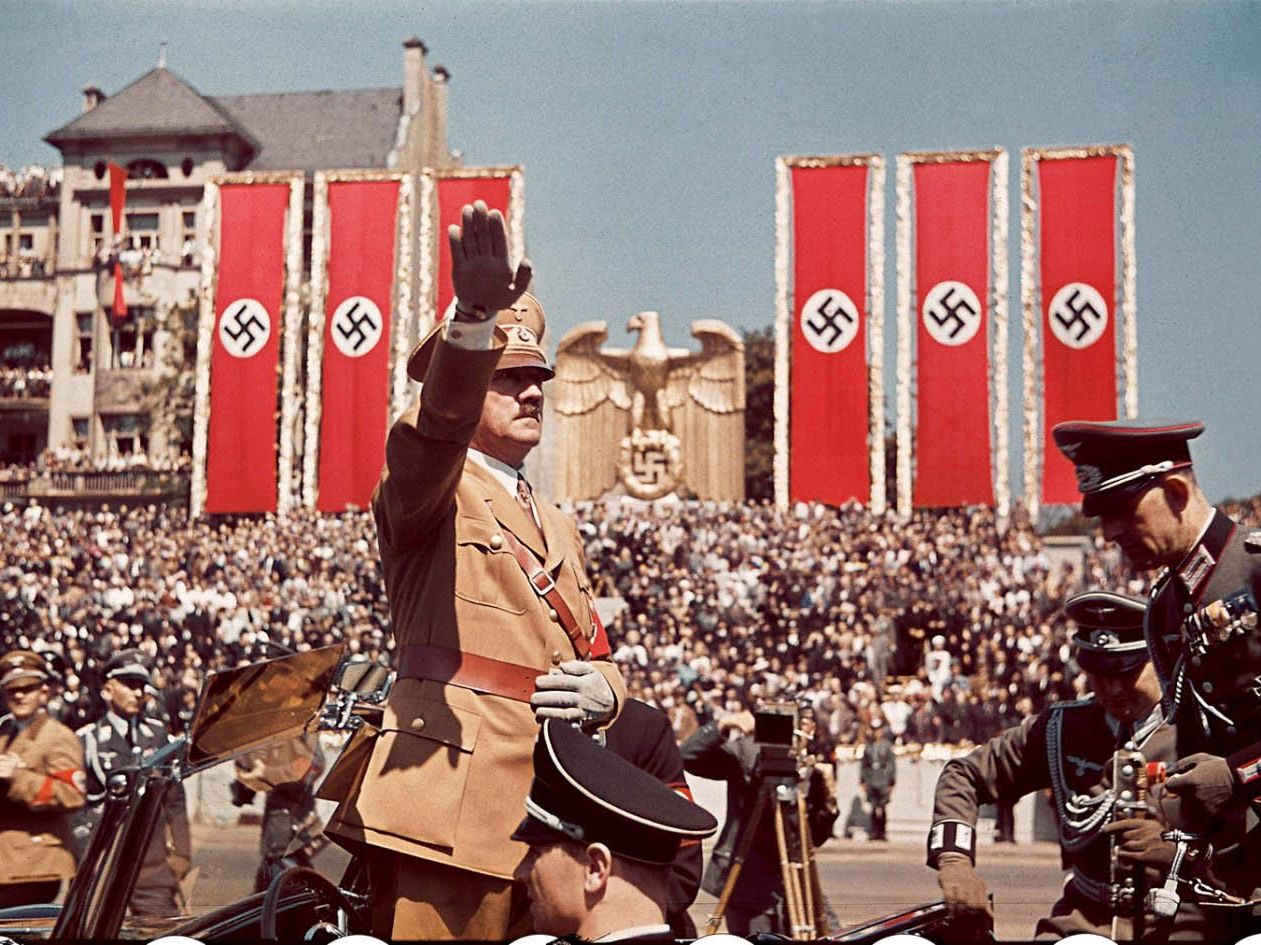 AQA A-Level, Option 2O: Democracy & Nazism 1918-1945 - Part 2: Nazi Germany, 1933-1945