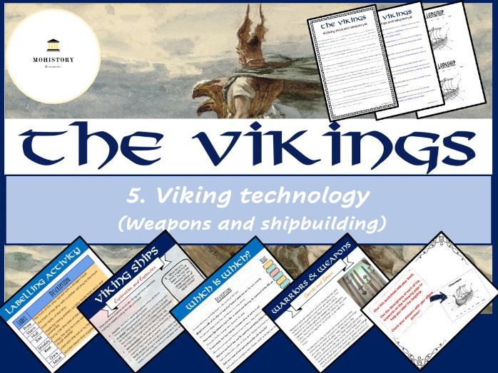 Vikings! - 5. Weapons and Shipbuilding