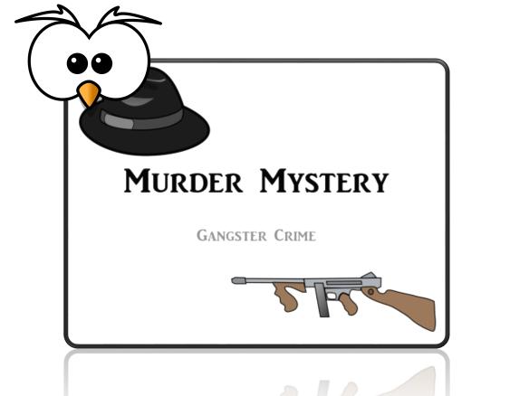 Macbeth Murder Mystery