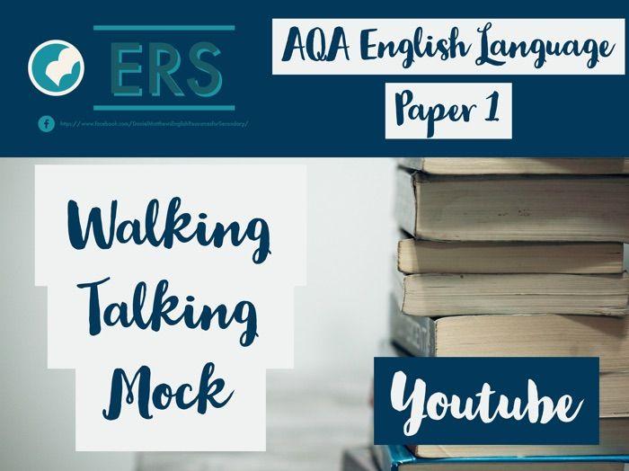 AQA Walking Talking Mock - June 2017 series