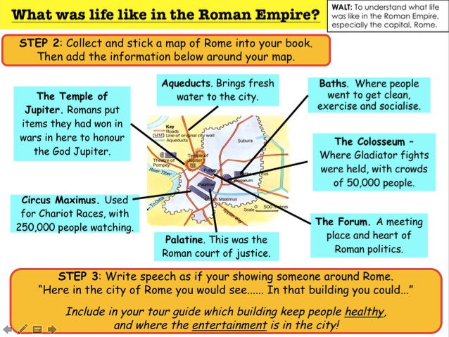 Romans What was life like in the Roman Empire?