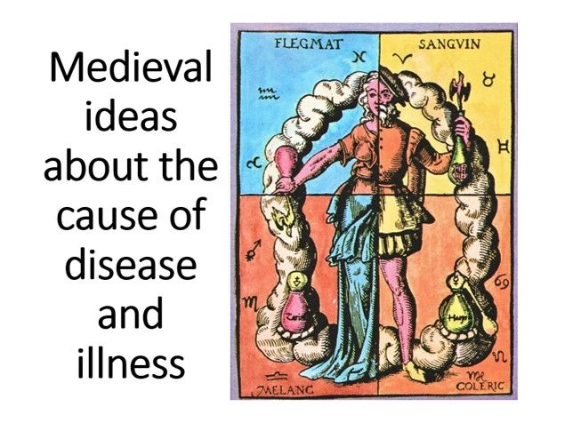 Medieval ideas about cause of disease