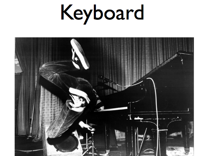 MUSIC KS3 ONE OFF KEYBOARD / PIANO LESSON CHORDS TRIADS JOHN LENNON IMAGINE *mac users only*