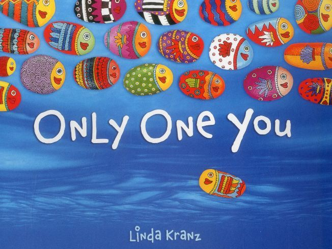 EYFS 2-5 years Only One You - week plan