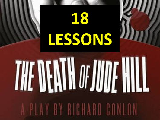 The Death of Jude Hill – 18 Lessons – Scheme of Work / Learning (KS3)