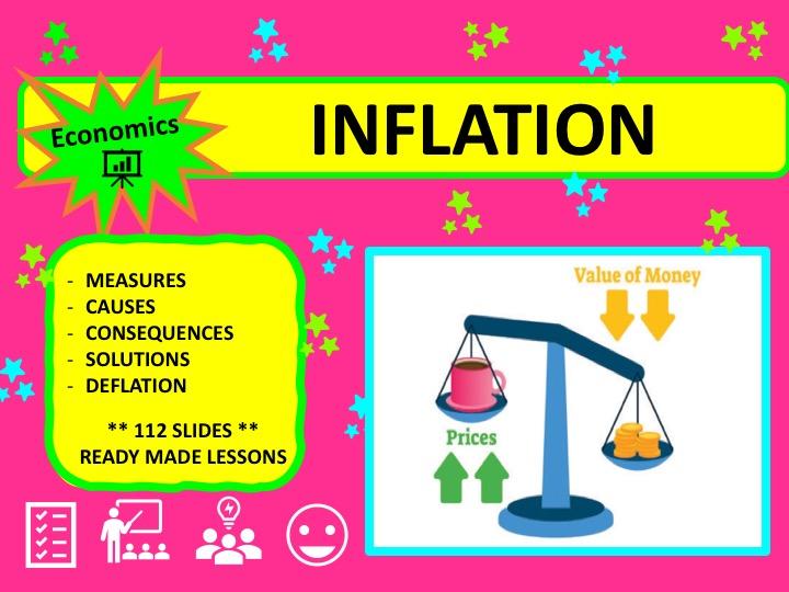 A Level Economics Inflation