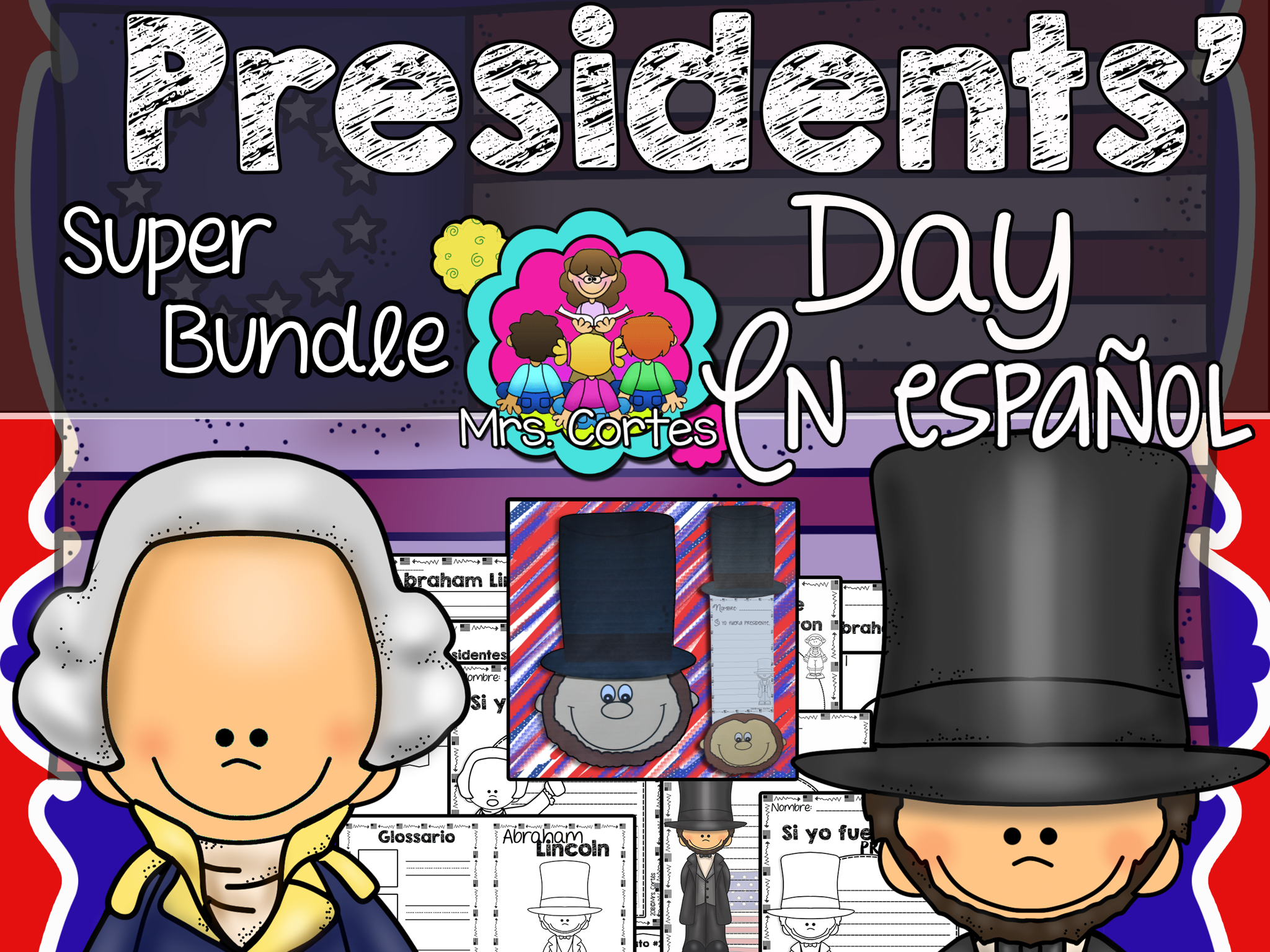 Día de los presidentes Super Bundle