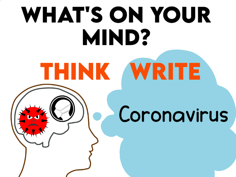 What's on Your Mind? Think and Write KS1/2