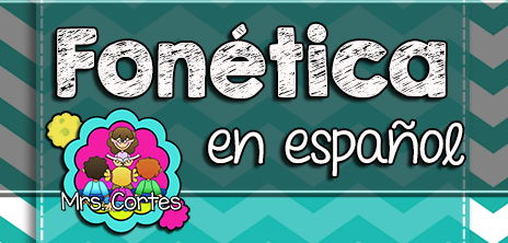 Spanish Phonics MEGA Bundle # 2: Sets 13-24