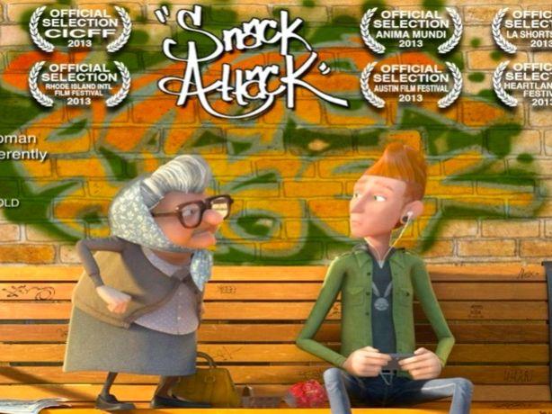 ESL - Based on the Short Film SNACK ATTACK (by Eduardo Verastegui)
