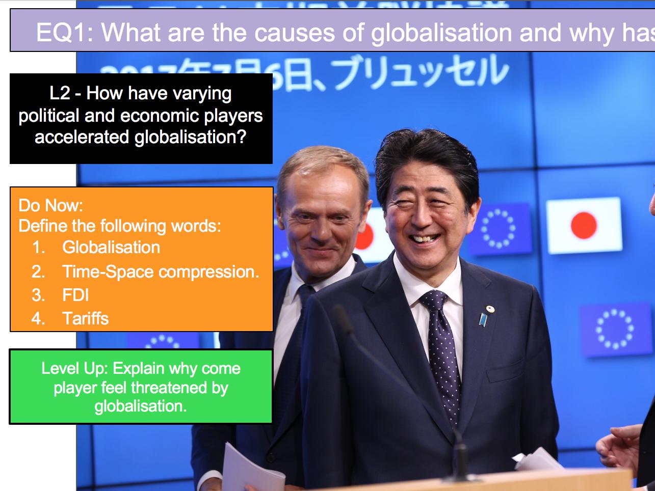 Globalisation Edexcel A-level