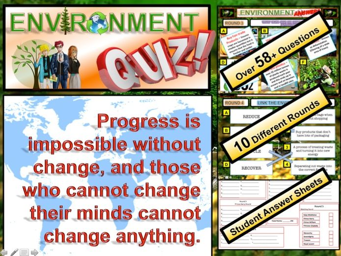 World Environment Day Quiz 2019