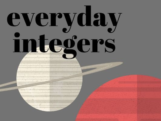 Everyday Integers_With Aliens